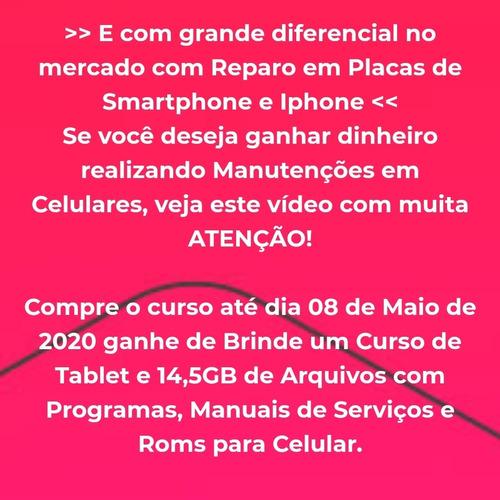 curso de manutenção em celulares
