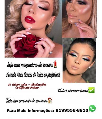 curso de maquiagem online