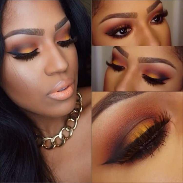 Curso De Maquiagem Para Pele Negra V 237 Deo Aula R 29 90