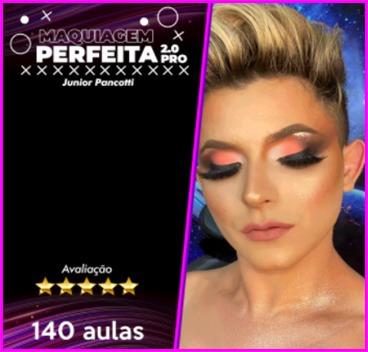 curso de maquiagem perfeita pro 2.0