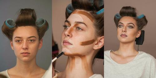 [curso] de maquiagem profissional