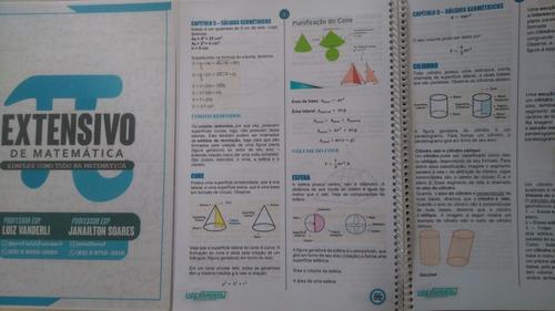 curso de matemática - preparatório  - enem