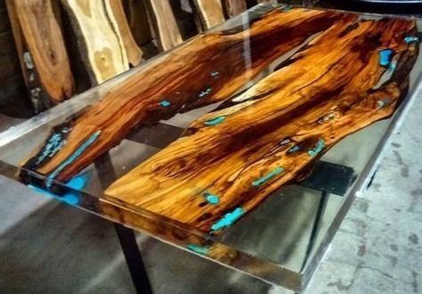 curso de mesas em resina epoxi