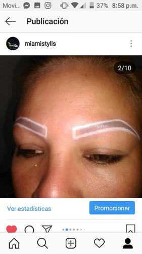 curso de microblanding y micropigmentación deliniado de ojos