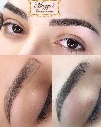 curso de micropigmentacion completa cejas,ojos y labios+kit