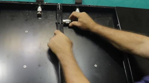 curso de montagem e configuração de painel de led em video