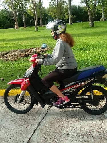 curso de moto y alquiler con practica incluida para rendir