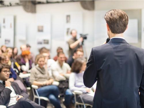 curso de oratoria | ¿cómo vencer el miedo escenico