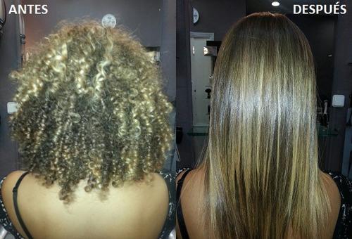 curso de peluqueria integral + curso de extensiones