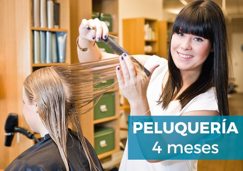 curso de peluquería intensivo en acp (4 meses)