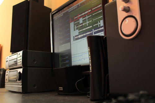 curso de producción musical en home studio