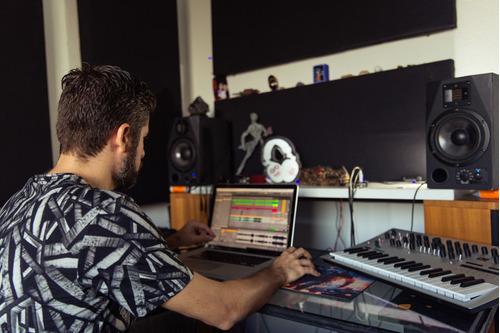 curso de produção musical online