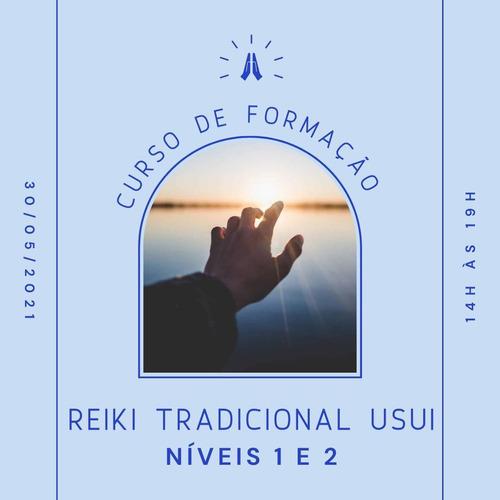 curso de reiki tradicional usui