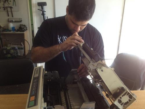 curso de reparacion de impresoras