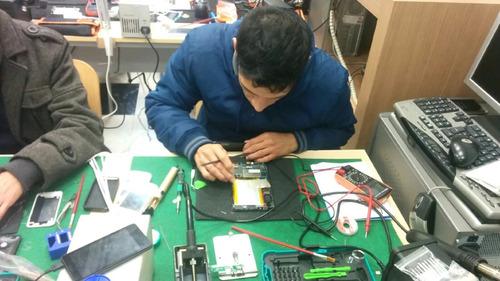 curso de reparación de teléfonos celulares