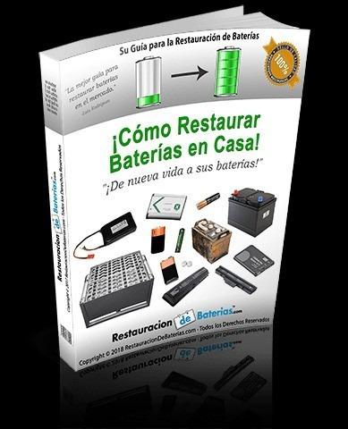 curso de reparación y venta de baterias