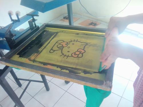 curso de serigrafia online