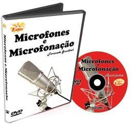 curso de sonorização - microfones e microfonação  - vol: 3