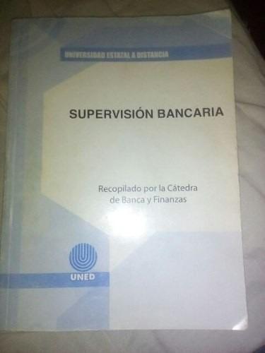 curso de supervisión bancaria euned