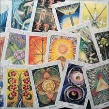 curso de tarot (thoth, rider waite, marsellese)