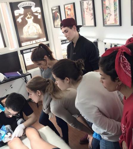 curso de tatuajes-tattoo-tatuar nivel 1