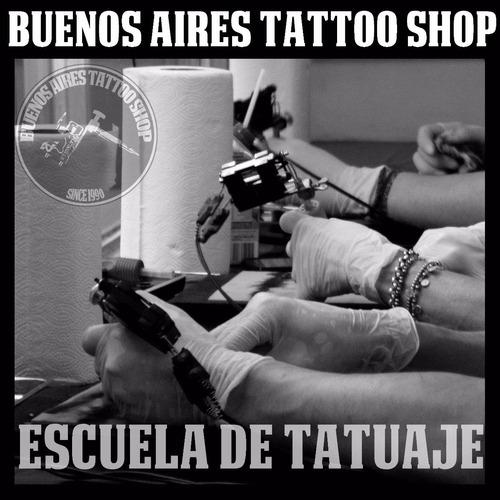 curso de tatuajes-tattoo-tatuar nivel 2- perfeccionamiento