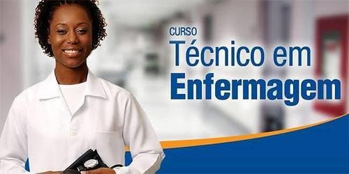 curso de técnico de enfermagem