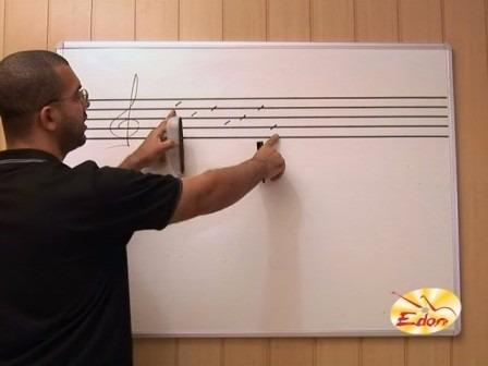 curso de teoria musical em dvd - volume 4 - edon