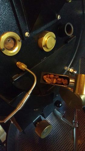 curso de tostado de café