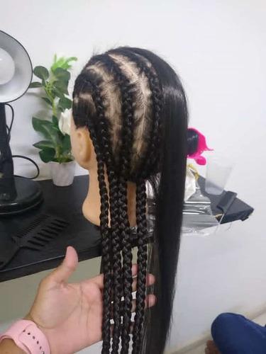 curso de tranças e mega hair