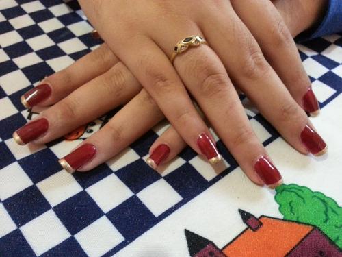 curso de uñas escul gelificadas a dom en 1 dia