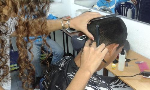 curso depilación maquillaje barbería peluquería estética
