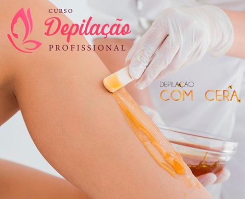 curso depilação profissional