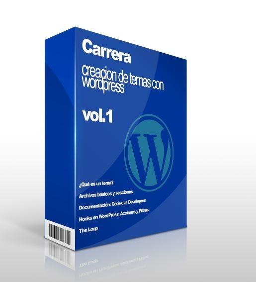 Curso Desarrollo De Temas Wordpress - $ 300.00 en Mercado Libre