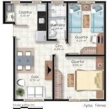 curso desenho arquitetonico - planta baixa