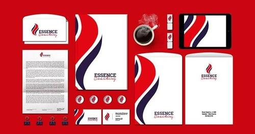 curso designer gráfico identidade visual - emerson medeiros