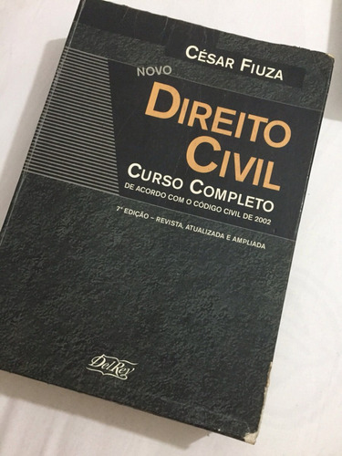 curso direito civil césar fiúza