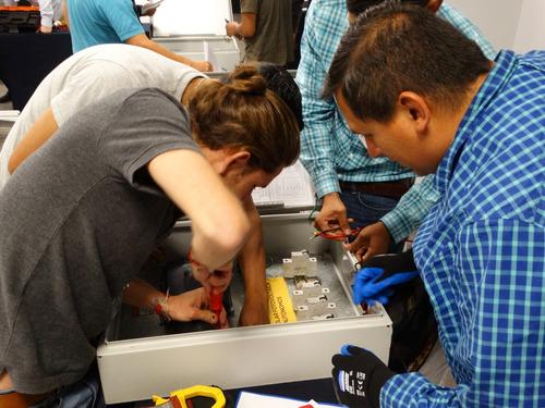 curso diseño y montaje de sistemas solares fotovoltáicos