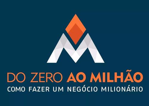 curso do zero ao milhão - carlos wizard - 2017 completo