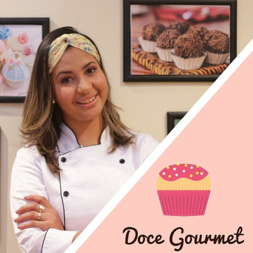 curso doces gourmet