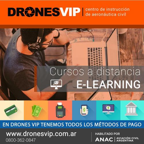 curso drones - drone day - en un día conoce tu drone / uav
