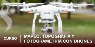 curso drones topografia  dron dji phantom rtk fotogrametria