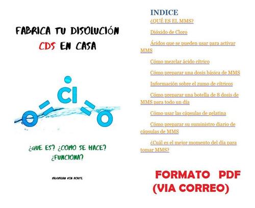 curso elaboracion de mms ¿qué es? ¿cómo se hace? formato pdf
