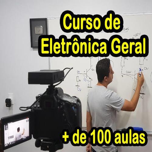 curso eletrônica geral