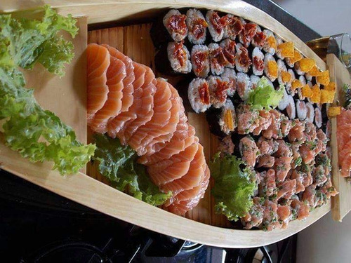 curso em culinária japonesa