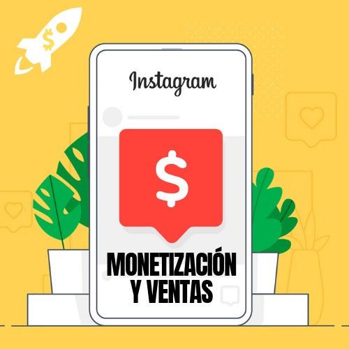 curso empeza a ganar dinero con instagram
