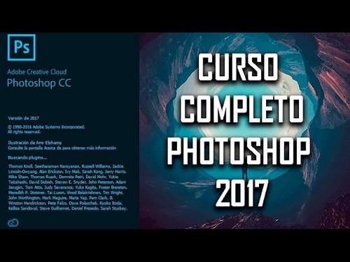 curso en video photoshop cc 2017 consulta aquí el temario