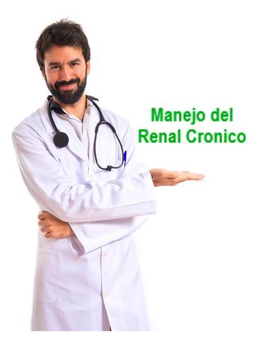 curso enfermedad renal crónica para no especialistas