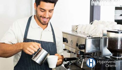 curso especializado en barismo, café y latte art