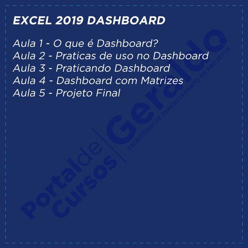 curso excel 2019 do básico ao avançado + word e power point